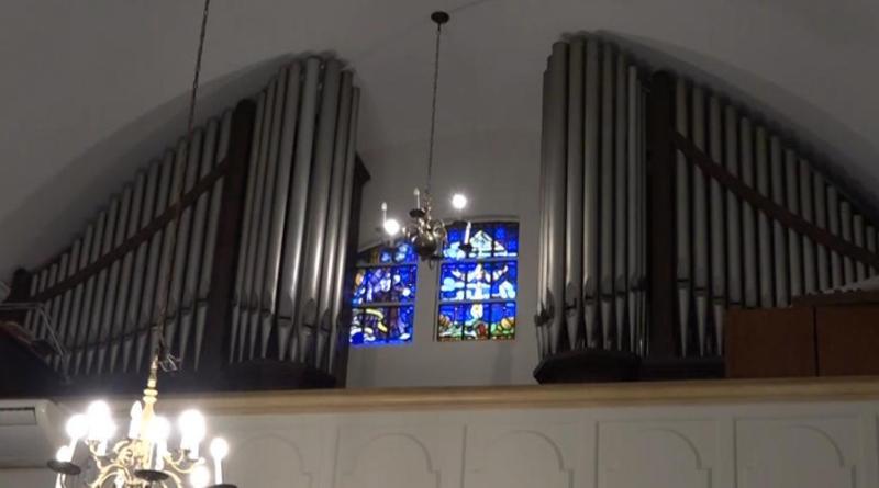iglesia nórdica organo
