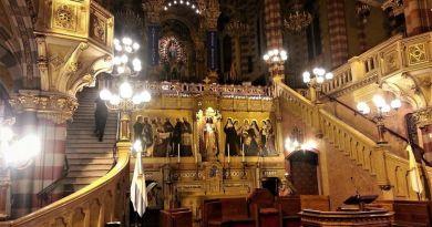 María Auxiliadora y San Carlos Borromeo, sus altares