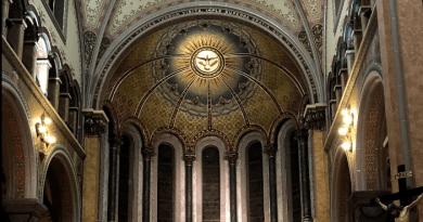 basilica del espiritu santo en palermo