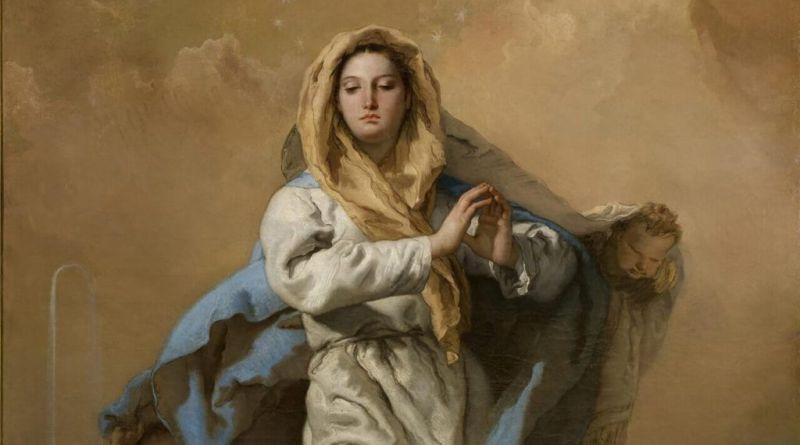 la inmaculada concepción de maria