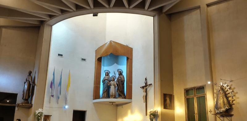 parroquia jesus de nazaret