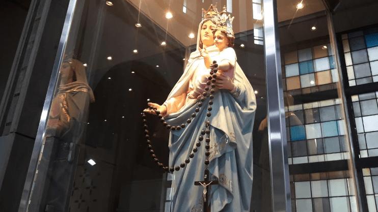nuestra señora del rosario de san nicolas