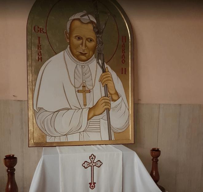 Catedral Ucraniana san juan pablo II