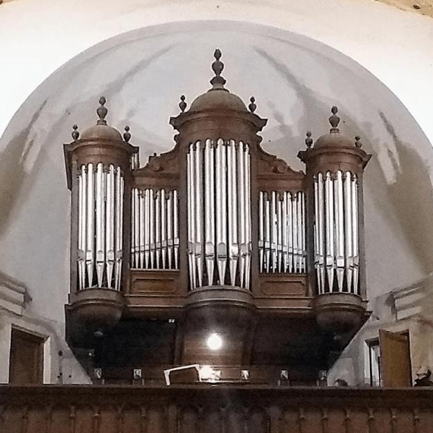 catedral de moron organo