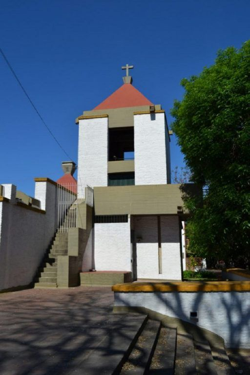 Campanario de Nuestra Señora de Fátima