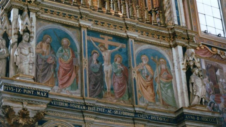 Fiesta de la Dedicación de la Basílica de San Juan de Letrán