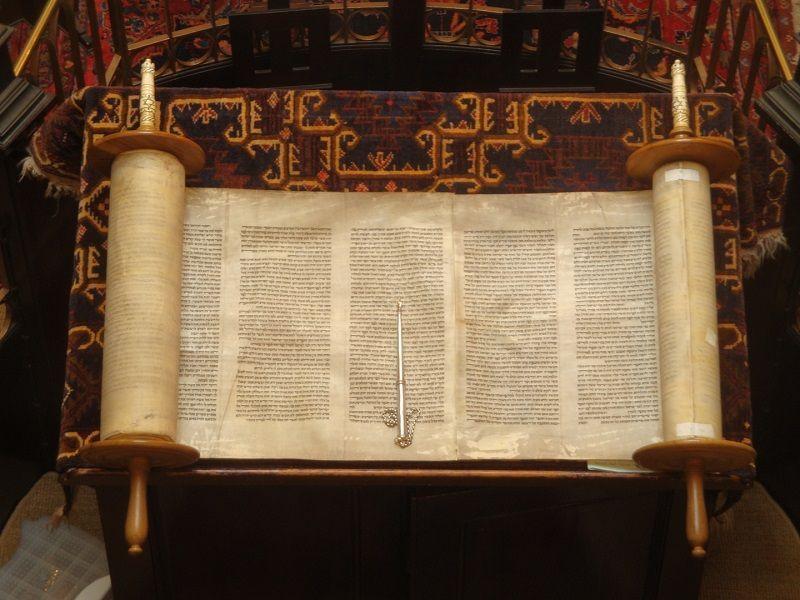 Las cinco religiones principales del mundo judaismo