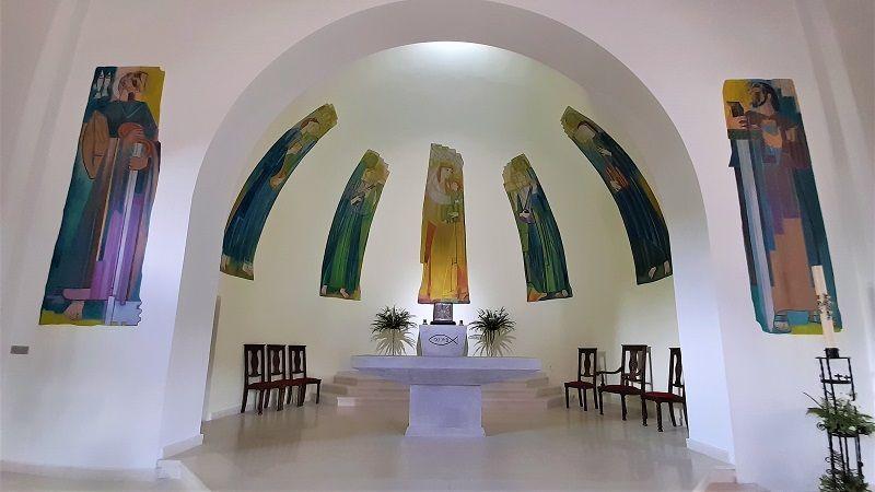 Parroquia Nuestra Señora de la Paz en Pinamar