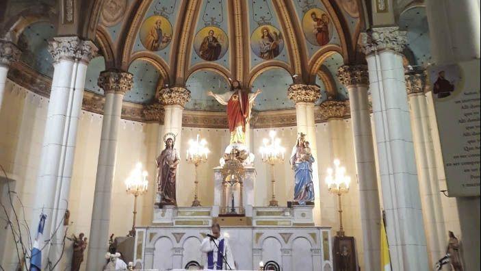 florencio varela parroquia san juan bautista