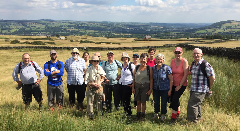What's on | Walking in Baildon | Baildon Walkers are Welcome