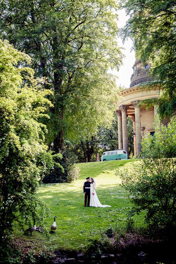 Bride and Groom Saltiare