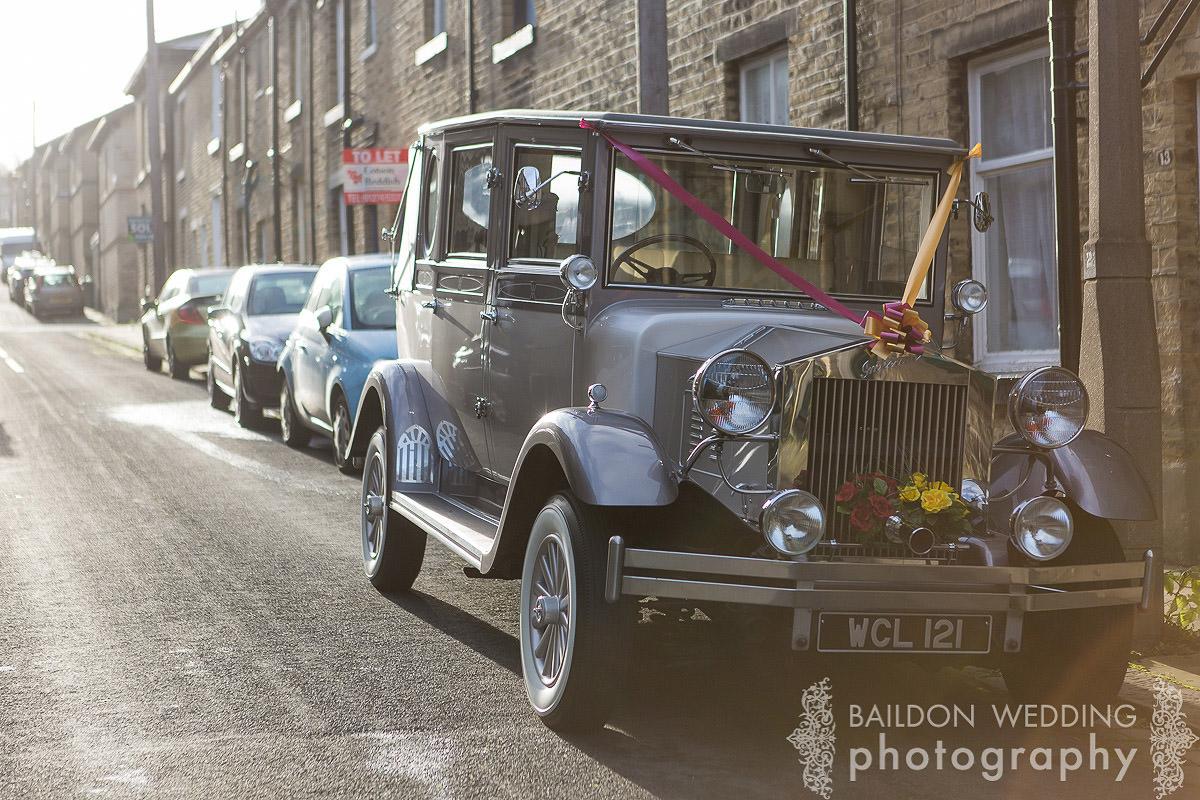 wedding car roles royce