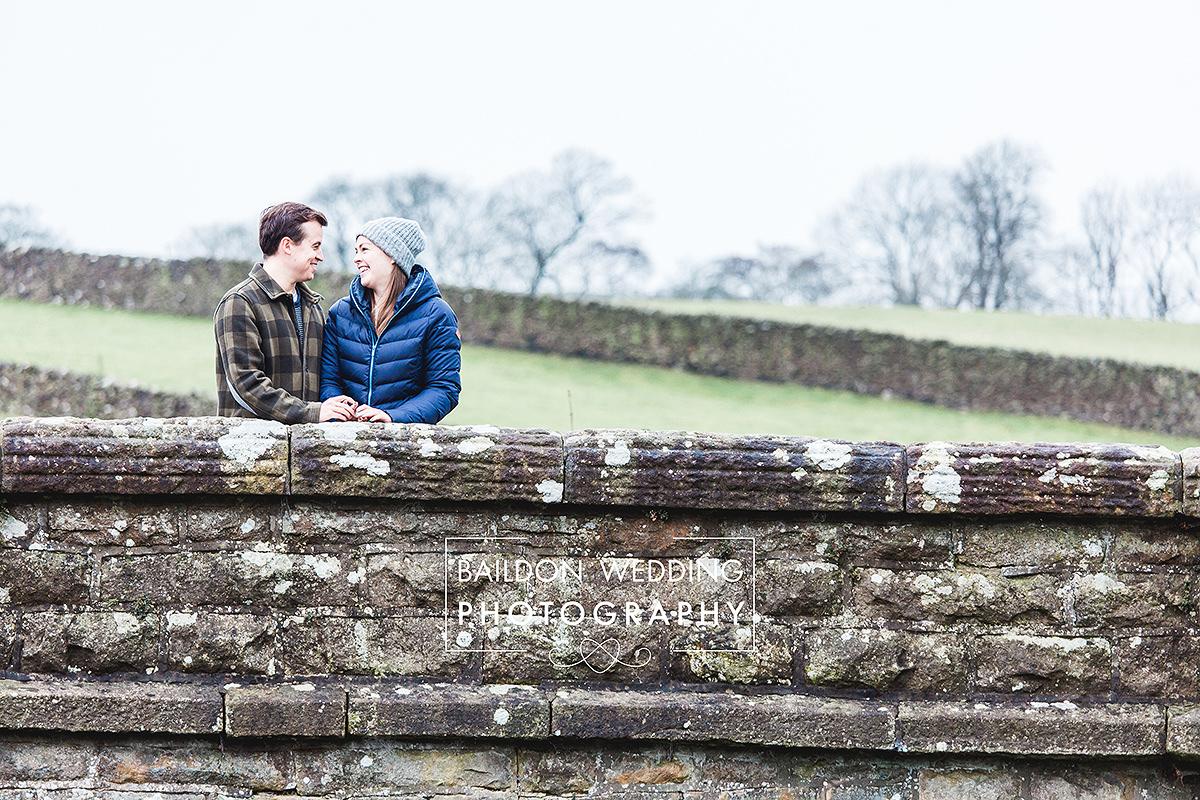 Yorkshire stone wedding destination