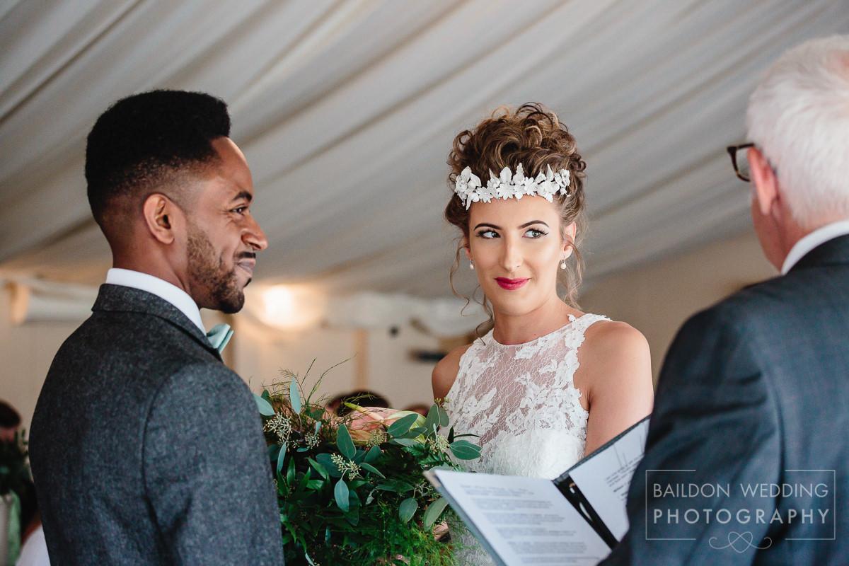 Moorlands Inn Halifax wedding