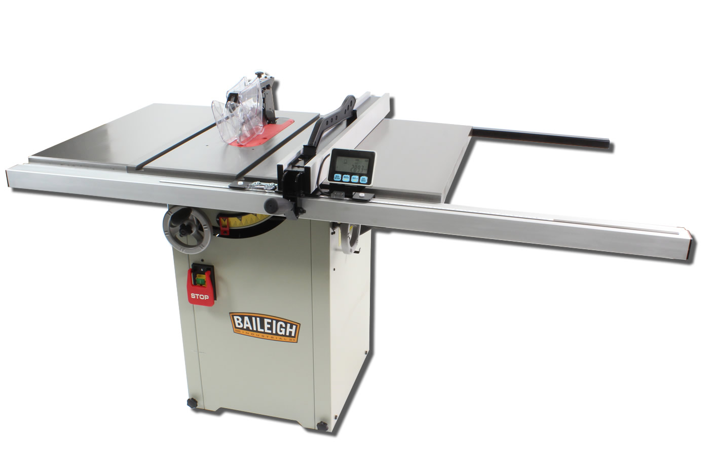 Hybrid Table Saw Ts1044h  Contractor Saw  Baileigh