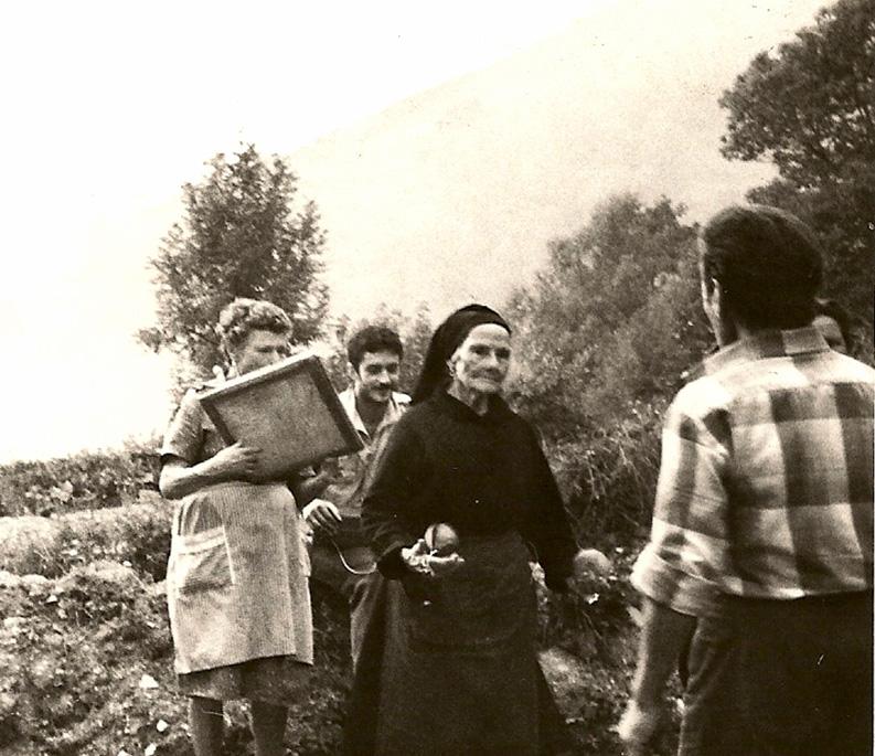 Beil.lando en L´Outeiro, en 1978. (2/2)
