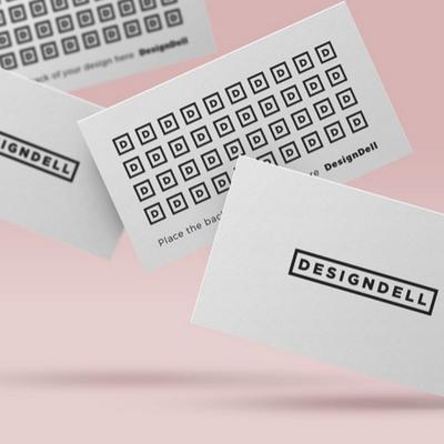 Standard business cards bailey avenue design business card design colourmoves