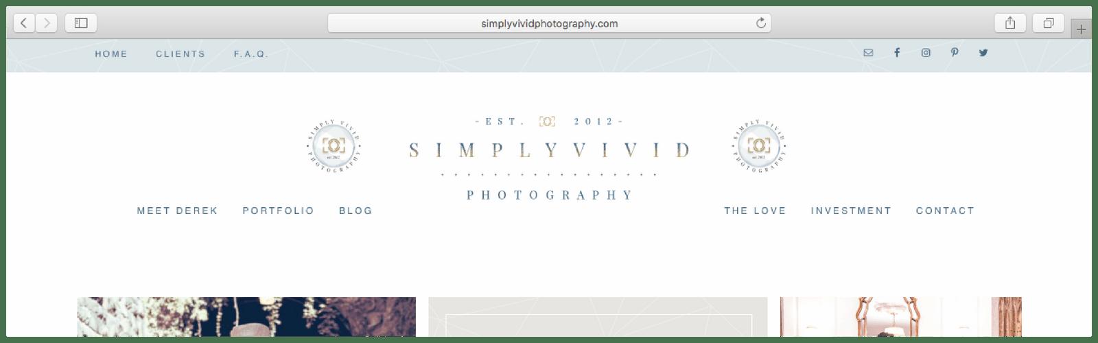 webdesign slider