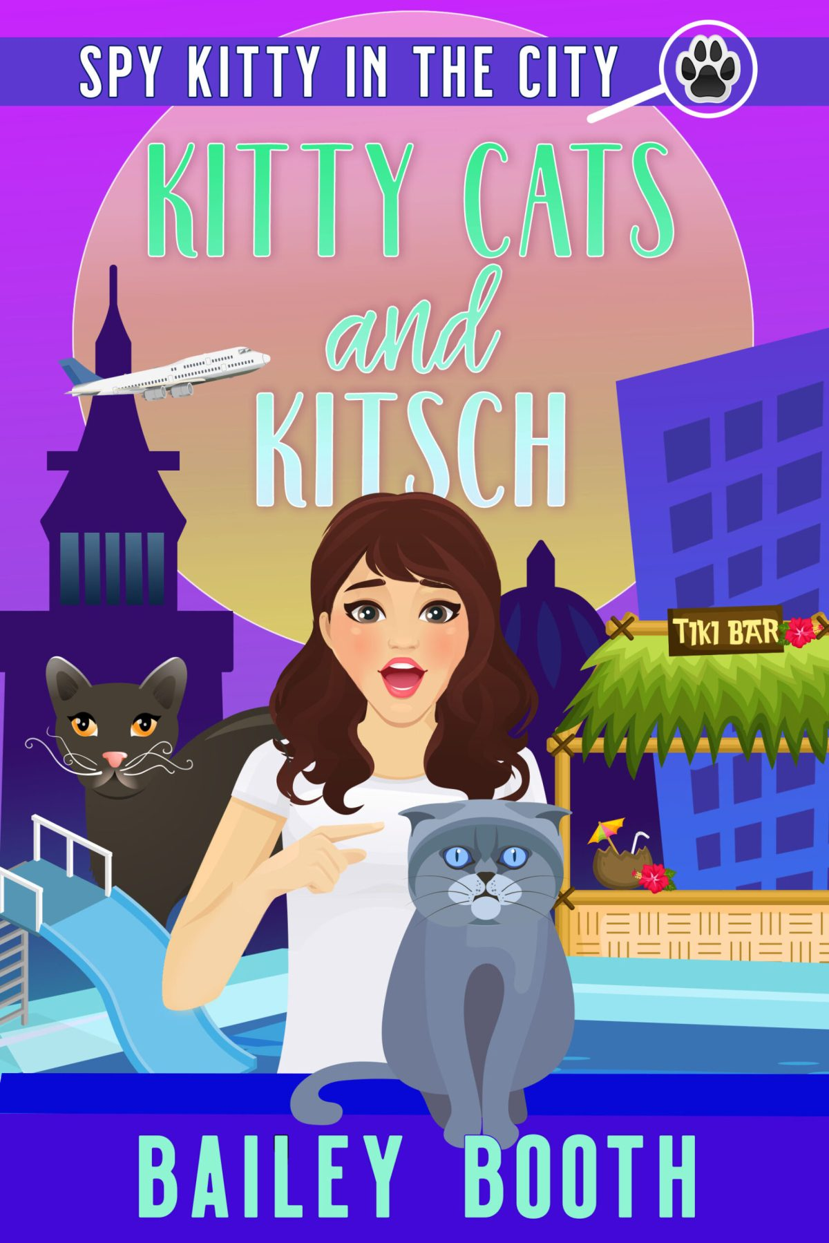 Kitty Cats and Kitsch Ecover