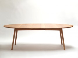 Christian O'Reilly 'Tevi Table' extended (with extra leaf)