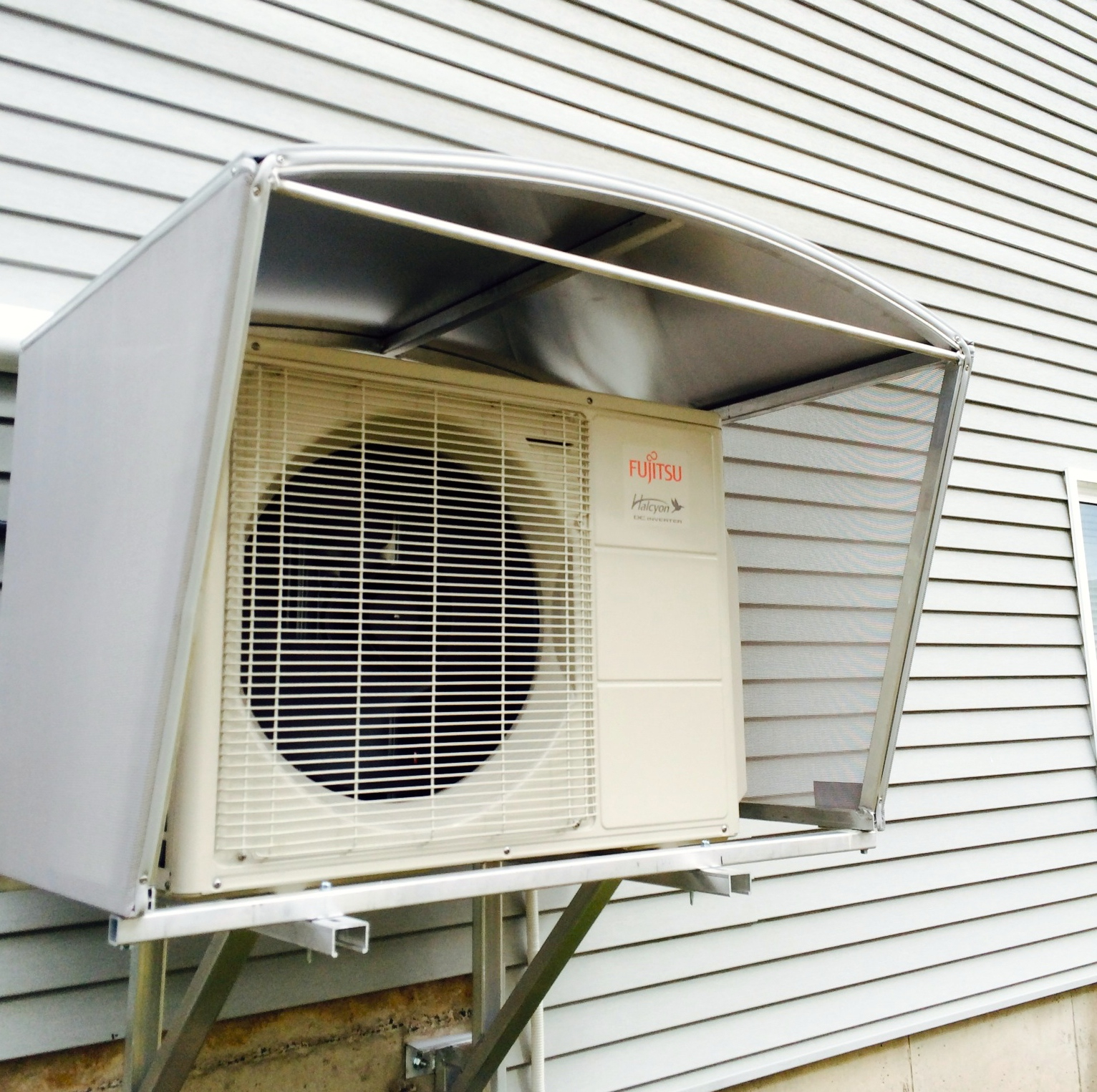 hight resolution of ductless heat pump