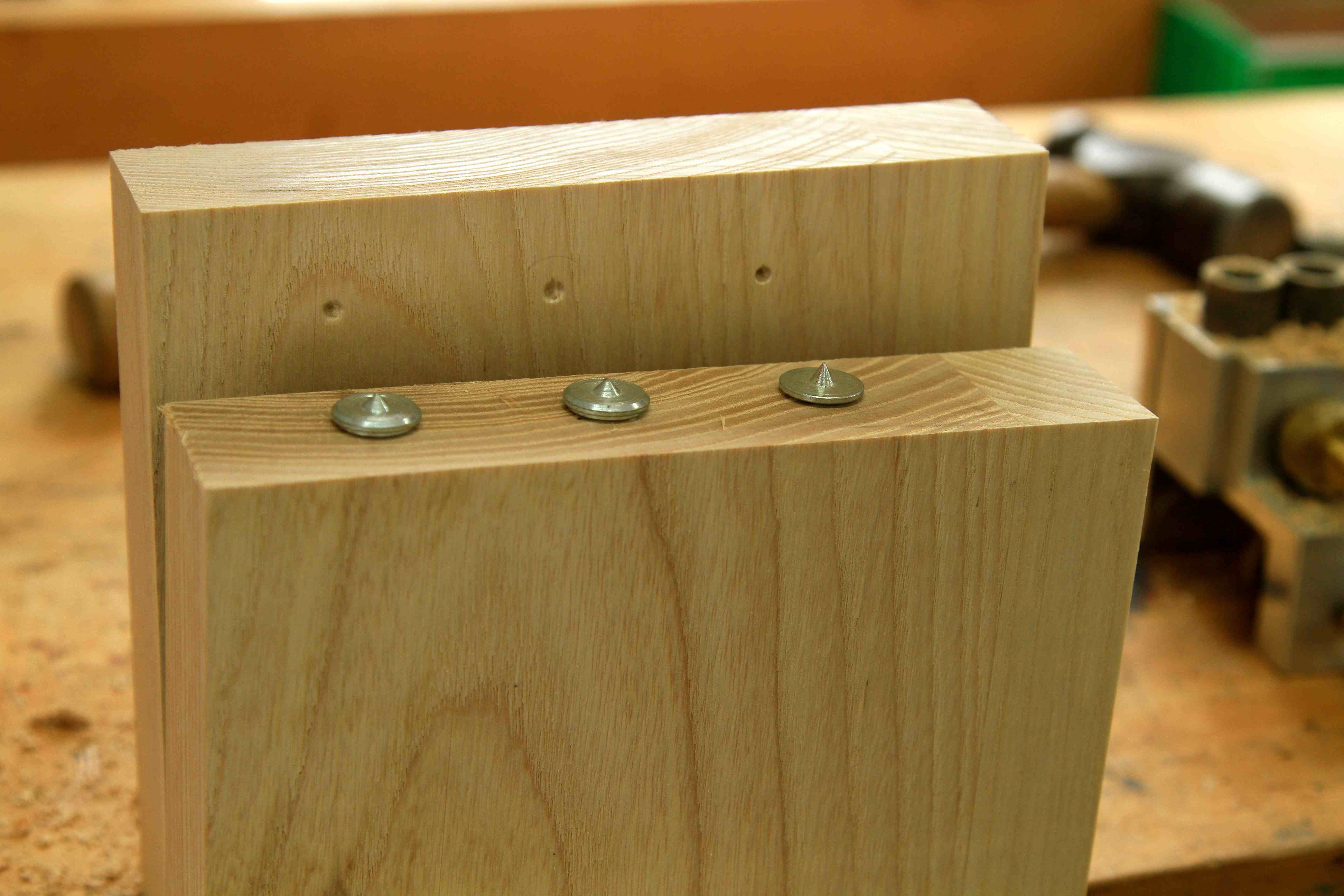 Joining Dowels