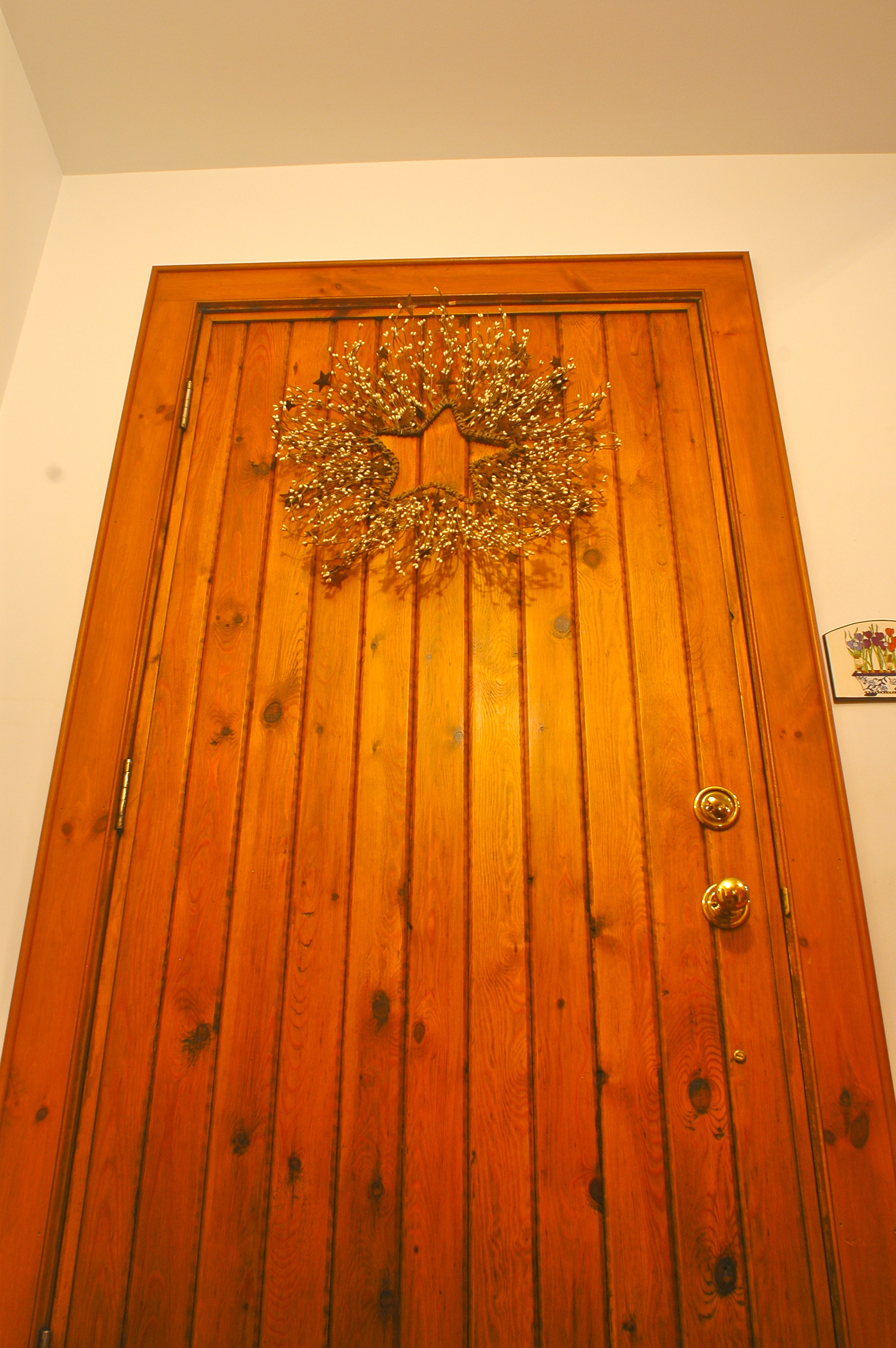 HOWTO Build a Door  Warm Insulated Cozy  Beautiful