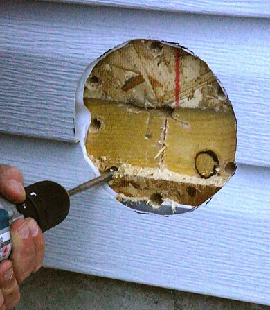 how to install a dryer vent the right