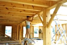 Building With Timbers ' Hard