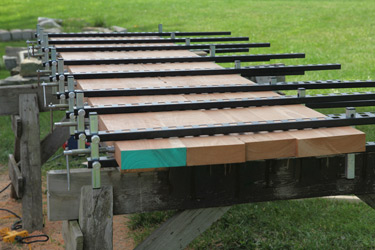 Damstom Panel Clamp