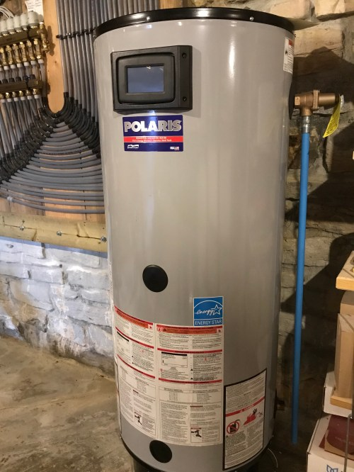 small resolution of hydronic heating water heater tall