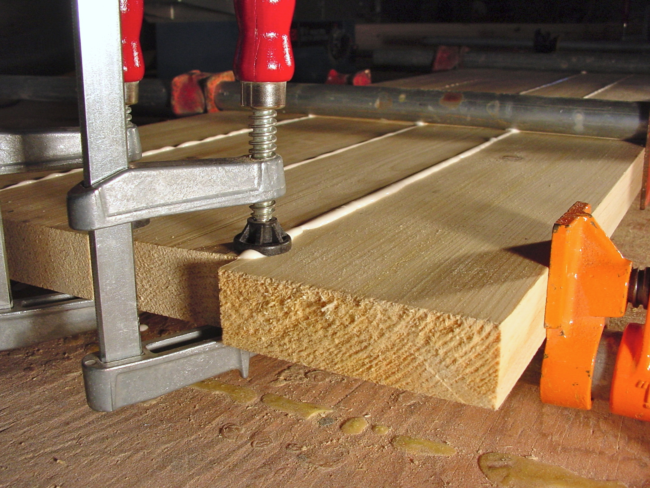 Face Jointing Without A Jointer