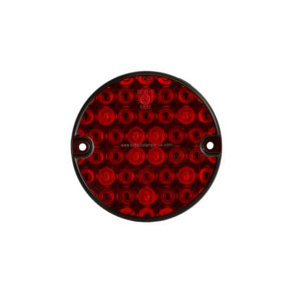 95mm Round Stop/Tail Lamp