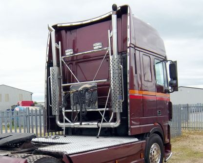 DAF Perimeter Kit with Red LED Lights