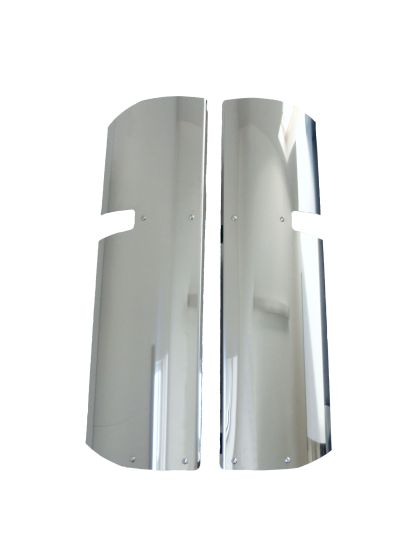 Stainless Steel DAF XF/CF Mirror Guards
