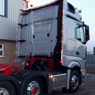 Mercedes Perimeter Kit with Red LED Lights