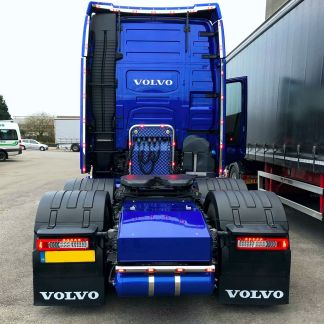 Volvo Perimeter Kit with Red LED Lights