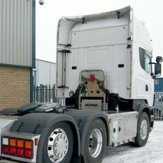 Scania Perimeter Kit with Red LED Lights