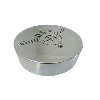 Stainless Steel DAF Spring Hub Covers