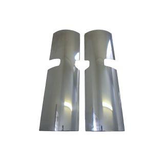 Stainless Steel Renault D/Premium Mirror Guards