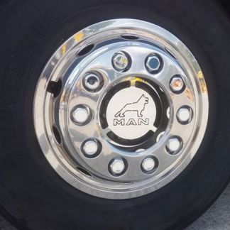 MAN Wheel Hub Cover