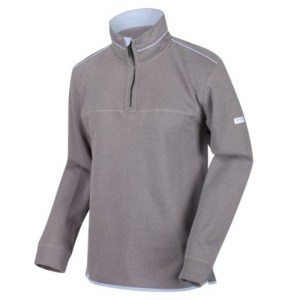Regatta Lauro Half Zip Fleece Grey
