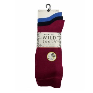 Wild Feet Socks J2000MCOL5