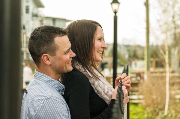 Engagement photography by Alan Bailward - http://bailwardphotography.com