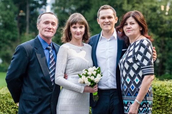 Denis Smirnov and Irina Smirnova's Wedding - 4/11/2015 - Photography by Bailward Weddings
