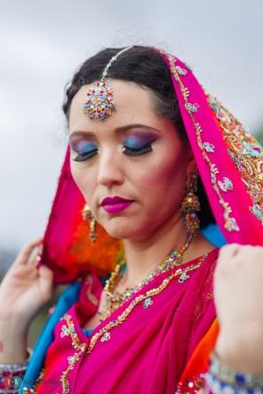 Styled Indian Wedding Photoshoot