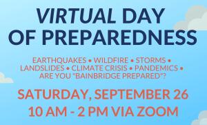 Virtual Day of Preparedness