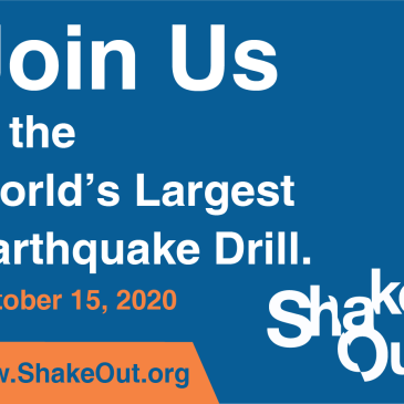 The Great ShakeOut