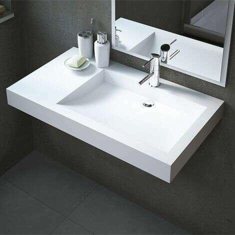 vasques en solid surface vasques a
