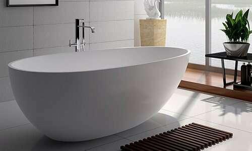 baignoire ilot une piece maitresse